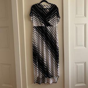 Chico's dress with high low hemline